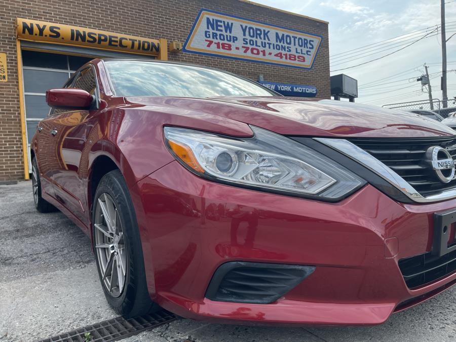 Used Nissan Altima 2017.5 2.5 S Sedan 2017 | New York Motors Group Solutions LLC. Bronx, New York