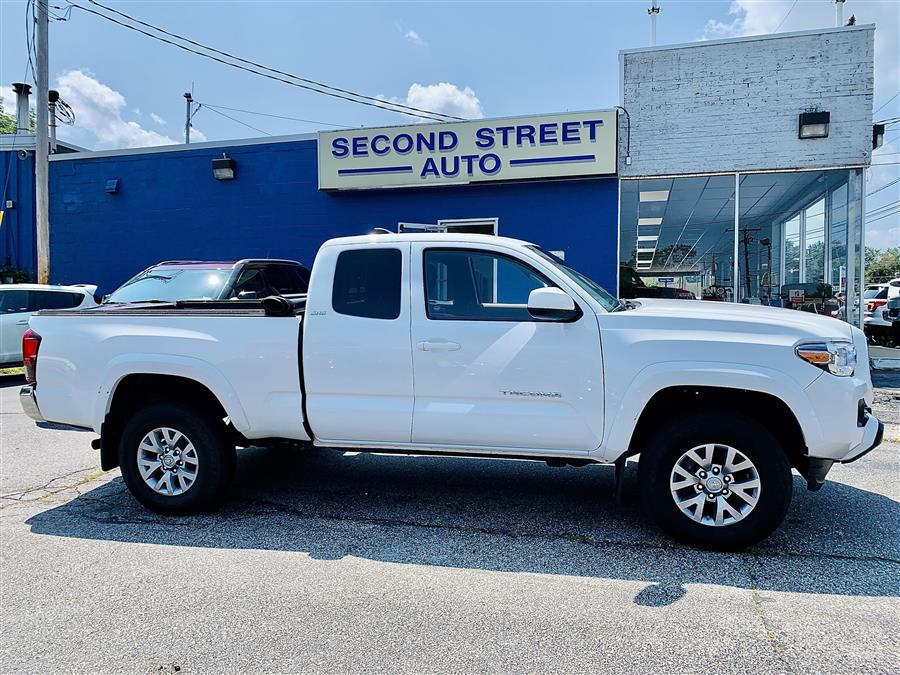 Used 2019 Toyota Tacoma 4WD in Manchester, New Hampshire | Second Street Auto Sales Inc. Manchester, New Hampshire