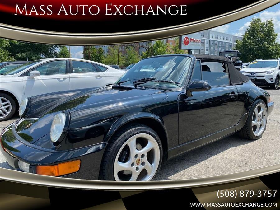 Used 1993 Porsche 911 in Framingham, Massachusetts | Mass Auto Exchange. Framingham, Massachusetts