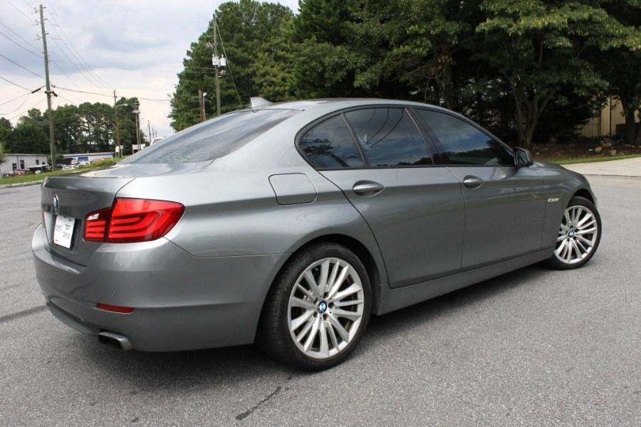 Used BMW 5 Series 4dr Sdn 550i RWD 2011 | HHH Auto Sales LLC. Marietta, Georgia