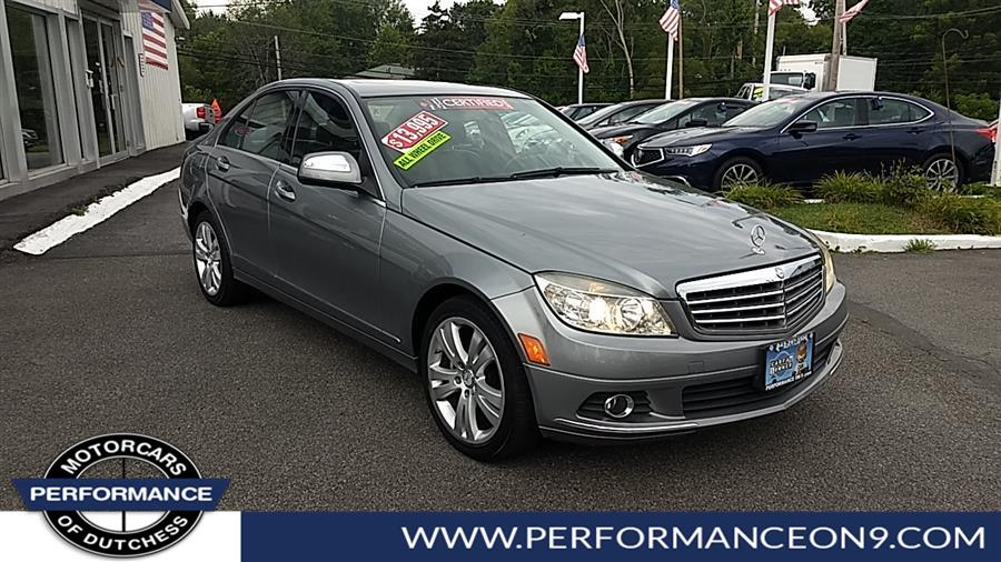 Used 2008 Mercedes-Benz C-Class in Wappingers Falls, New York | Performance Motorcars Inc. Wappingers Falls, New York