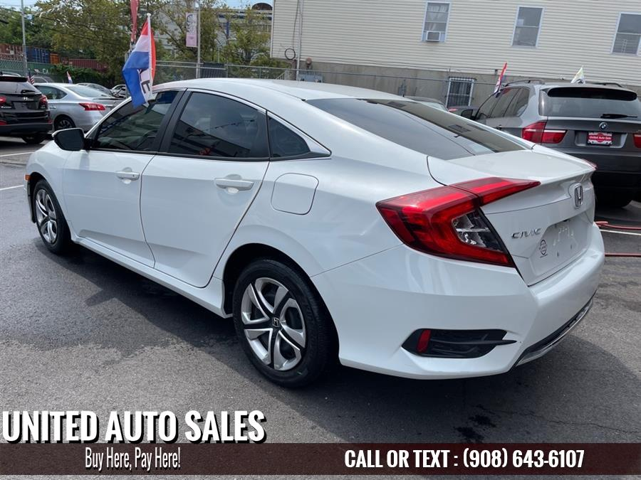 Used Honda Civic LX 2019   United Auto Sale. Newark, New Jersey
