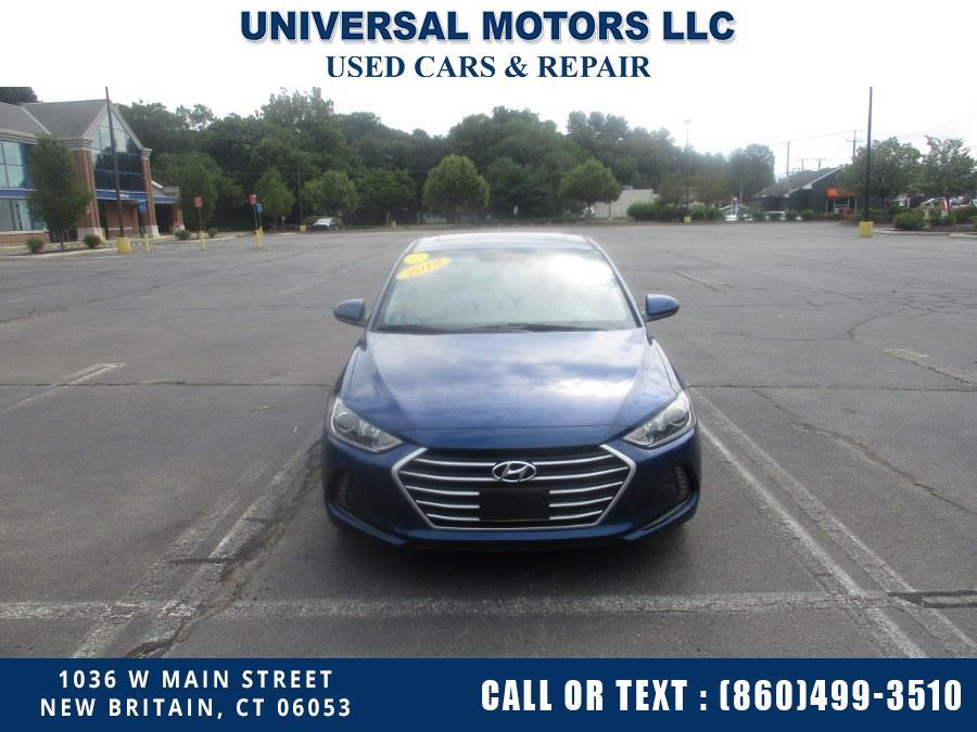Used Hyundai Elantra SEL 2.0L Auto (Alabama) 2018 | Universal Motors LLC. New Britain, Connecticut