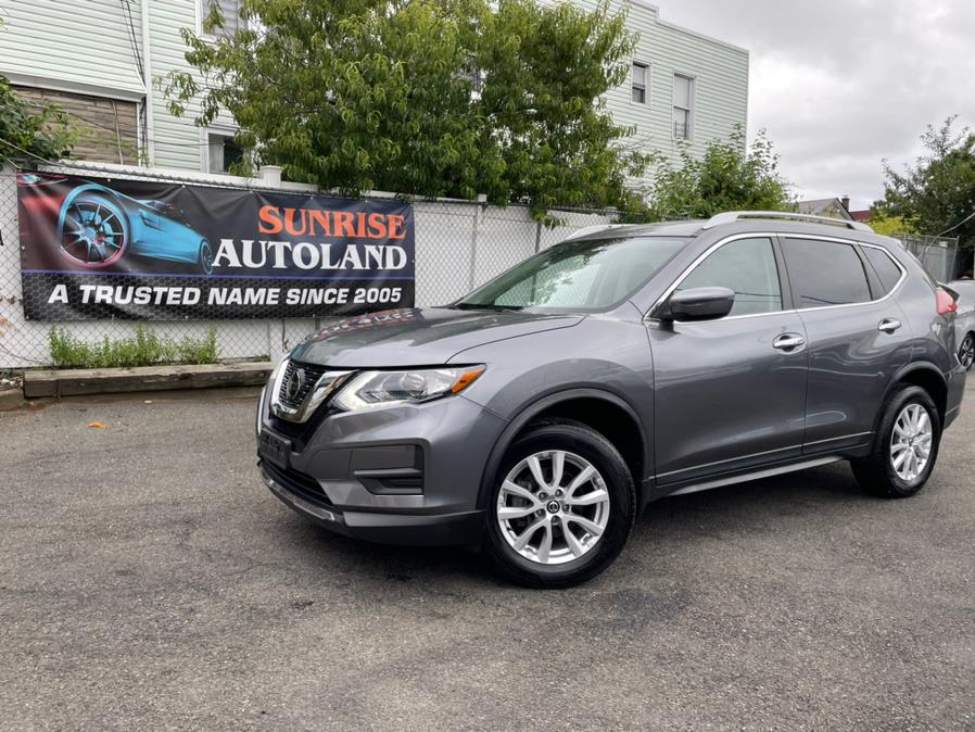 Used Nissan Rogue AWD SV 2018 | Sunrise Autoland. Jamaica, New York