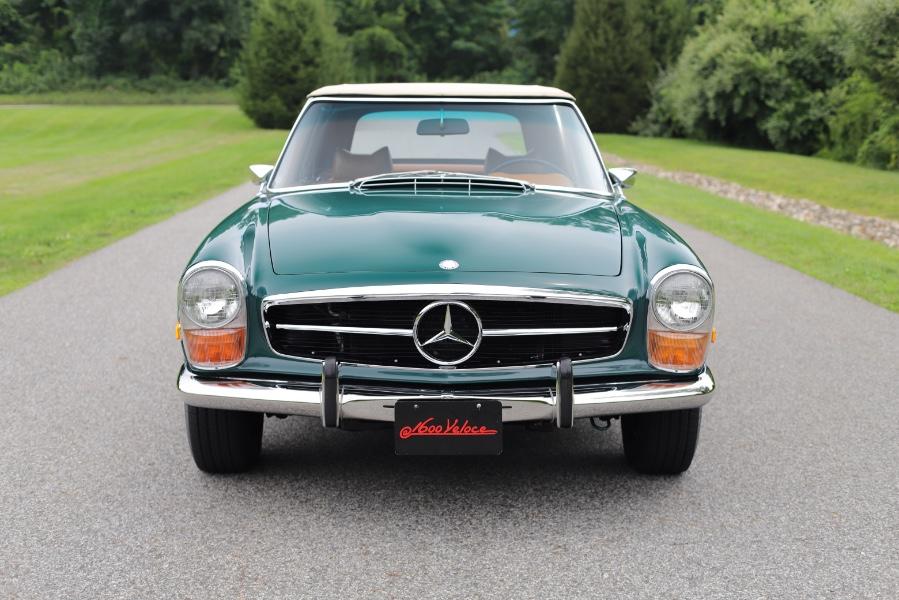 Used Mercedes-Benz 280 SL 1971 | Meccanic Shop North Inc. North Salem, New York
