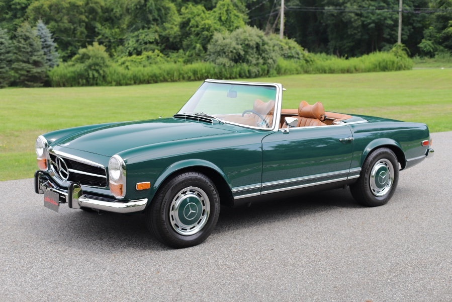 Used 1971 Mercedes-Benz 280 in North Salem, New York | Meccanic Shop North Inc. North Salem, New York