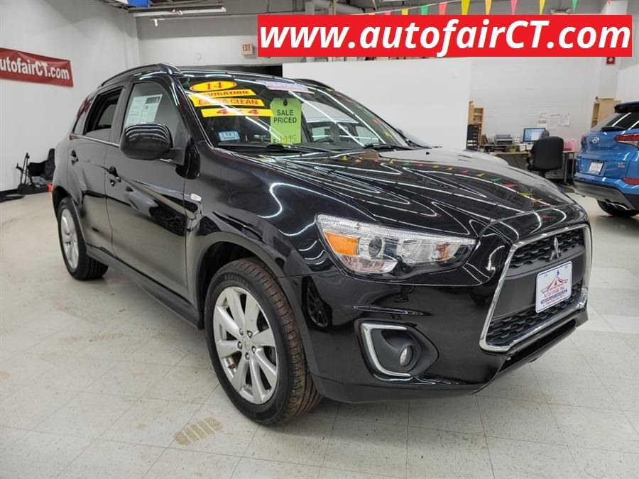Used 2014 Mitsubishi Outlander Sport in West Haven, Connecticut