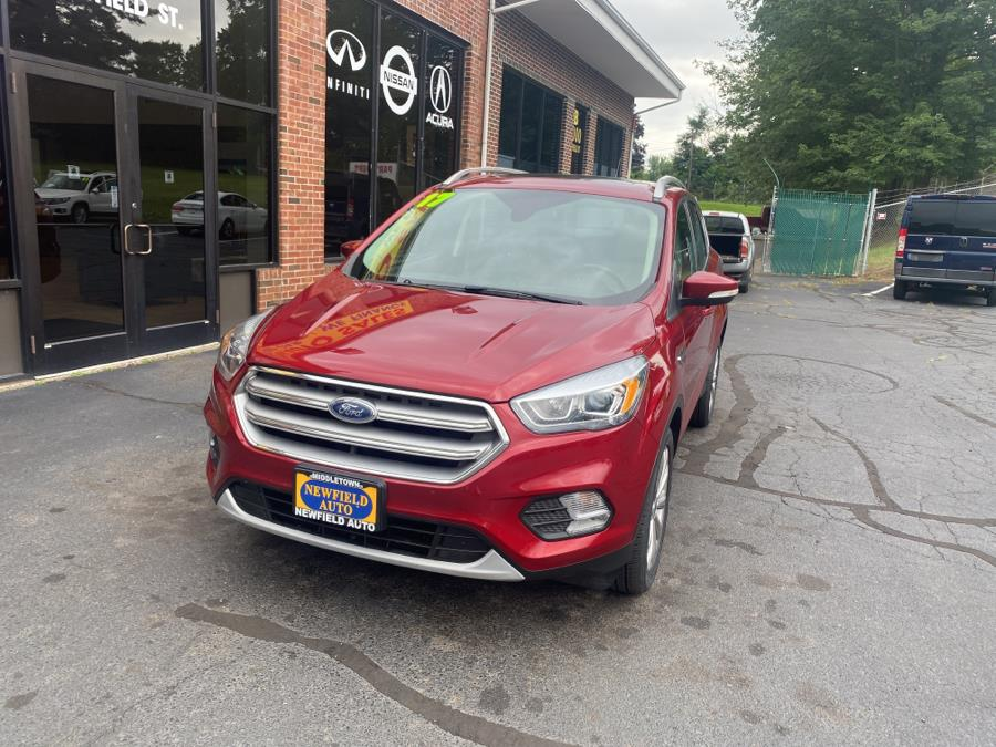 Used 2017 Ford Escape in Middletown, Connecticut | Newfield Auto Sales. Middletown, Connecticut