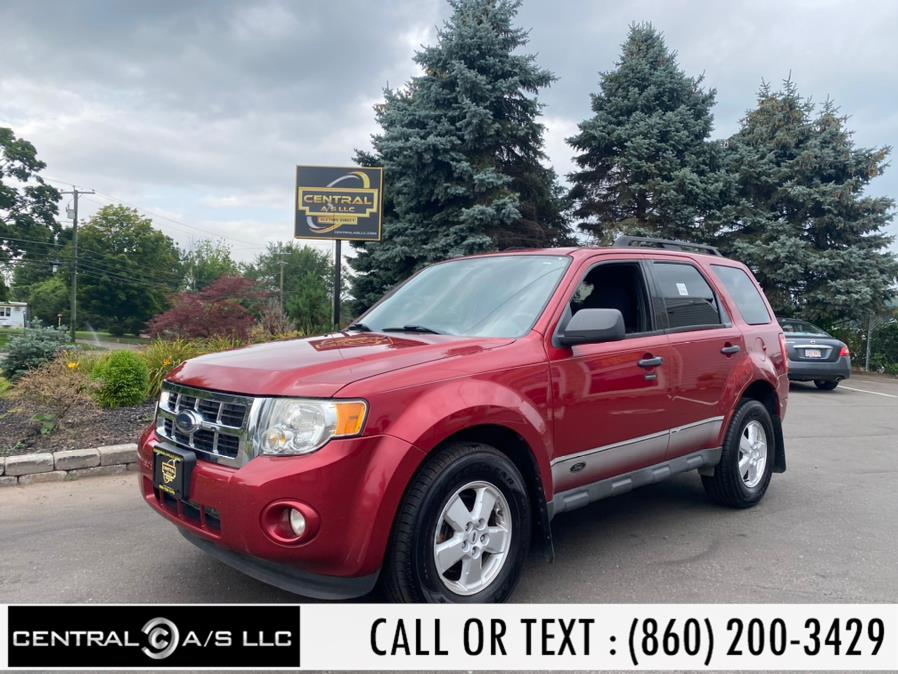 Used Ford Escape 4WD 4dr V6 Auto XLT 2009 | Central A/S LLC. East Windsor, Connecticut