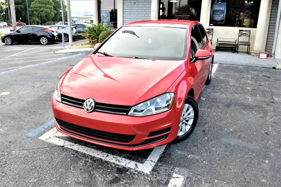 Used 2015 Volkswagen Golf in Winter Park, Florida | Rahib Motors. Winter Park, Florida