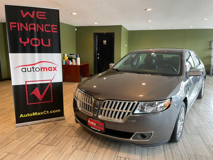 Used 2011 Lincoln MKZ in West Hartford, Connecticut   AutoMax. West Hartford, Connecticut