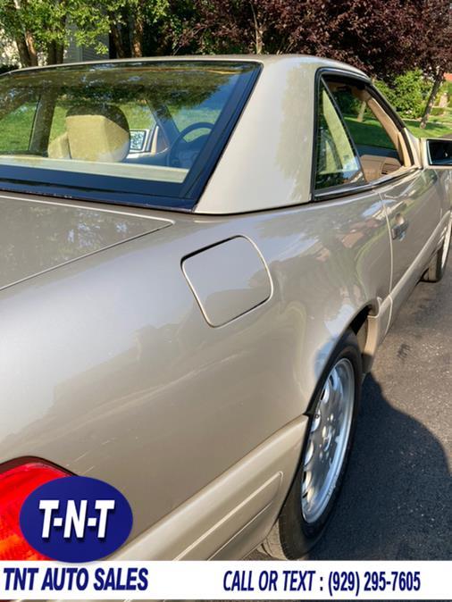 Used Mercedes-Benz SL-Class 2dr Roadster 3.2L 1997 | TNT Auto Sales USA inc. Bronx, New York