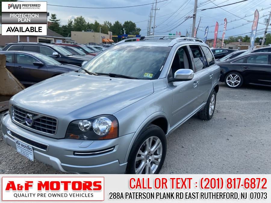Used 2014 Volvo XC90 in East Rutherford, New Jersey | A&F Motors LLC. East Rutherford, New Jersey