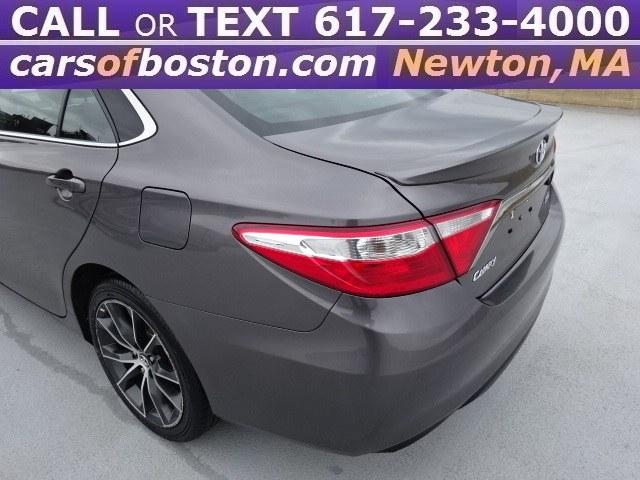 Used Toyota Camry 4dr Sdn I4 Auto XSE (Natl) 2015 | Jacob Auto Sales. Newton, Massachusetts