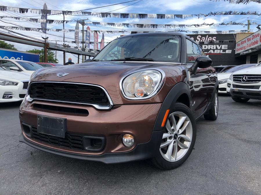 Used MINI Cooper Paceman AWD 2dr S ALL4 2013 | Champion Auto Sales Of The Bronx. Bronx, New York