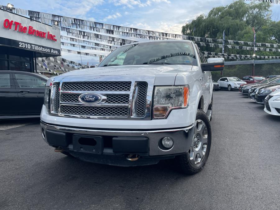 Used 2011 Ford F-150 in Bronx, New York | Champion Auto Sales Of The Bronx. Bronx, New York