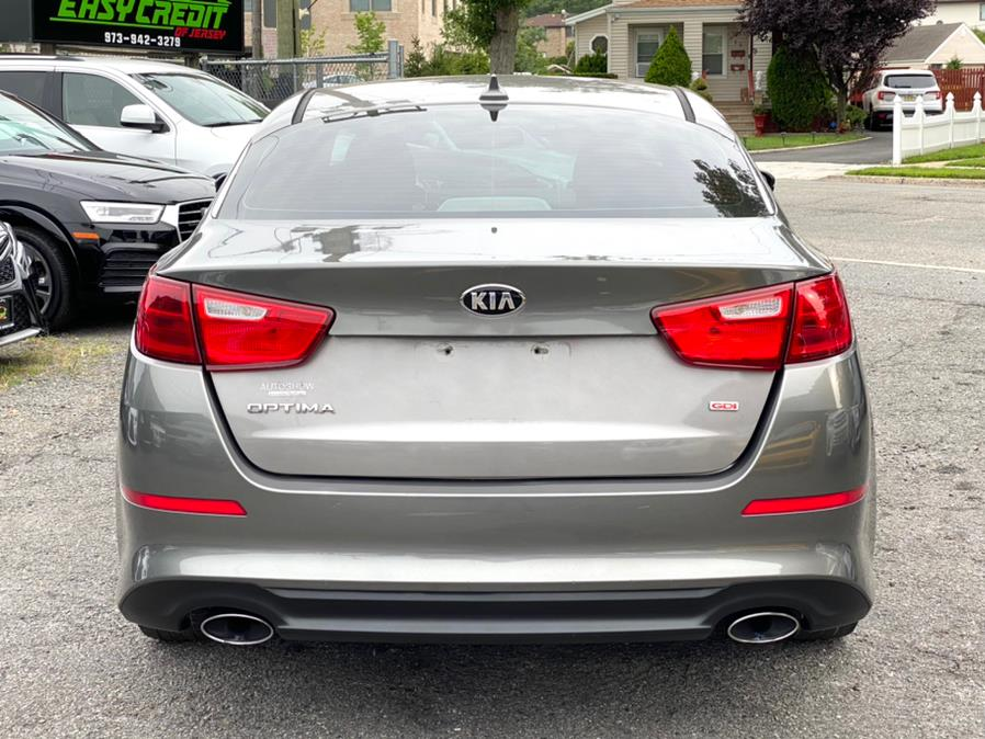 Used Kia Optima 4dr Sdn LX 2015   Easy Credit of Jersey. South Hackensack, New Jersey