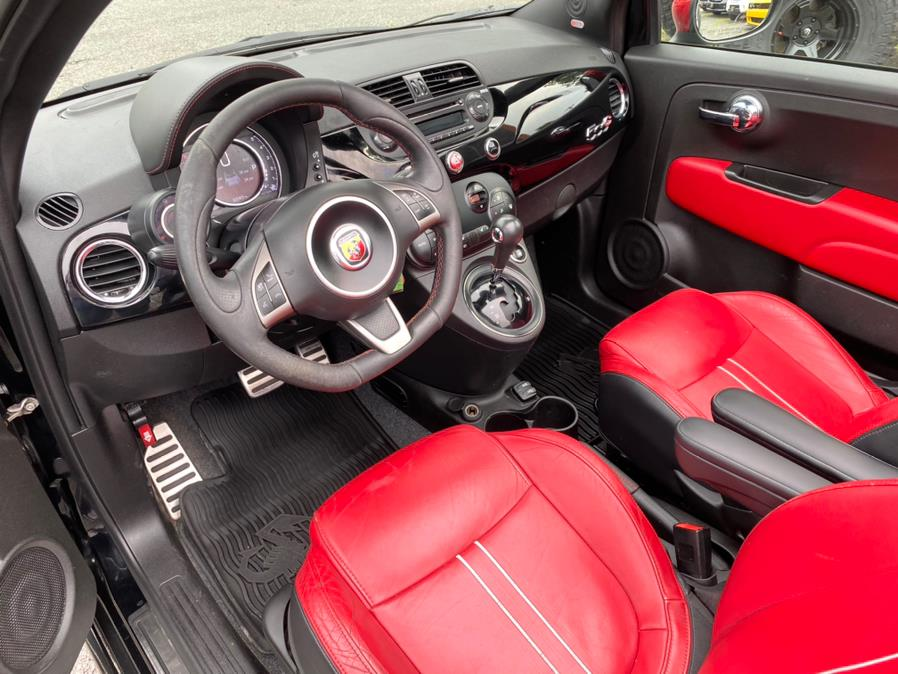 Used FIAT 500c 2dr Conv Abarth 2015 | Easy Credit of Jersey. South Hackensack, New Jersey