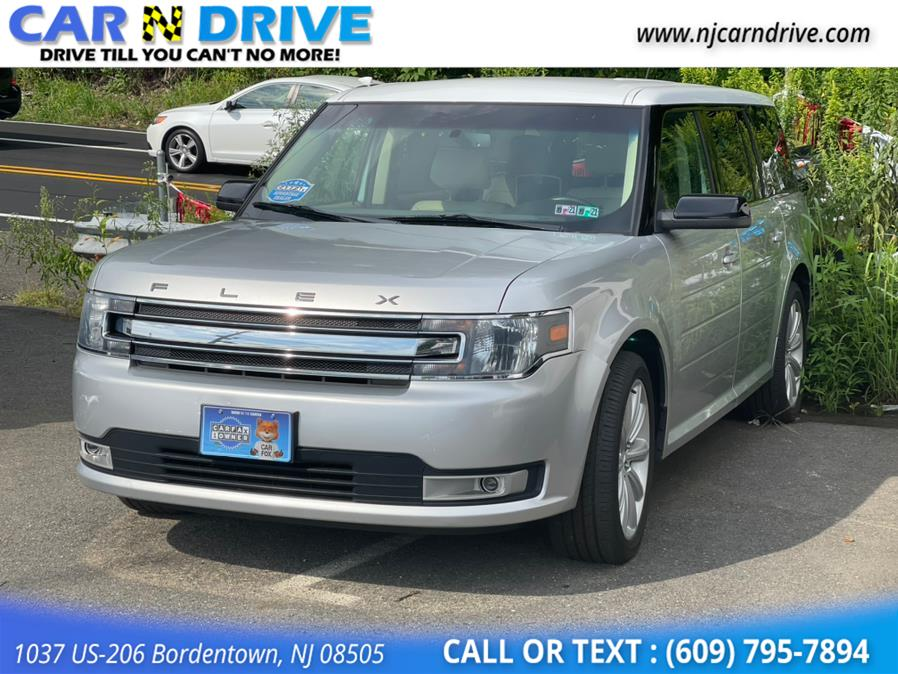 Used Ford Flex SEL FWD 2014 | Car N Drive. Bordentown, New Jersey