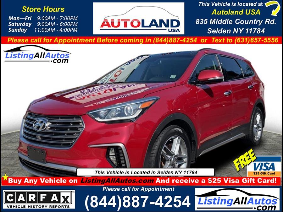 Used Hyundai Santa Fe  2018 | www.ListingAllAutos.com. Patchogue, New York