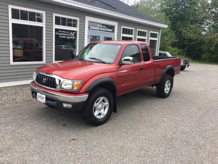 Used Toyota Tacoma XtraCab V6 Auto 4WD 2003 | Rockland Motor Company. Rockland, Maine