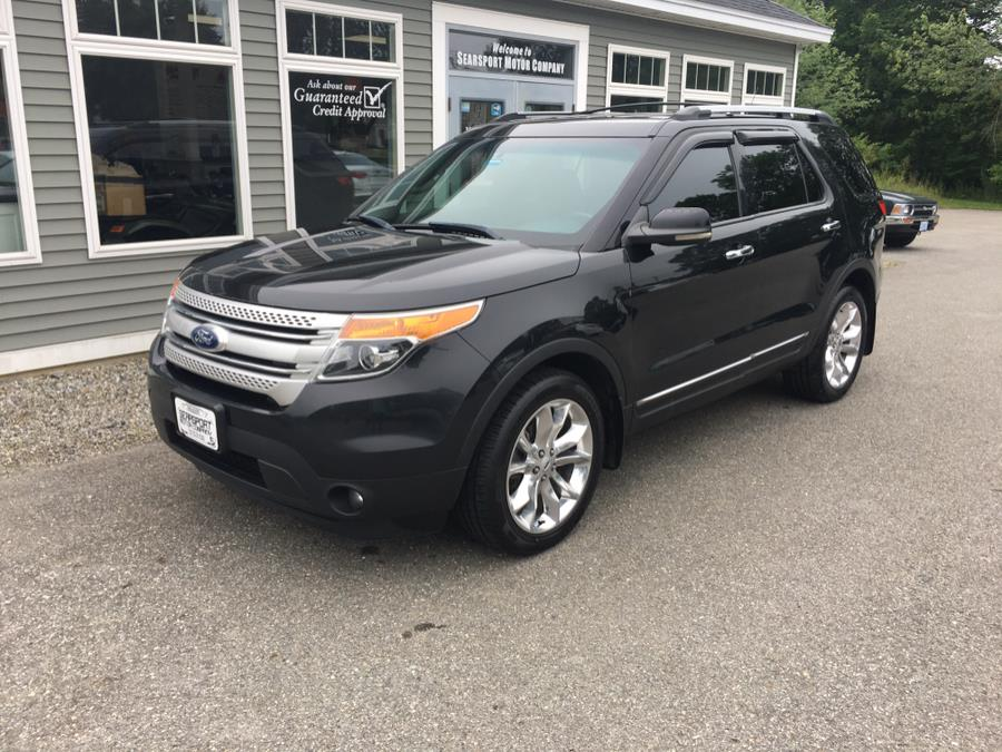 Used Ford Explorer 4WD 4dr XLT 2011   Rockland Motor Company. Rockland, Maine
