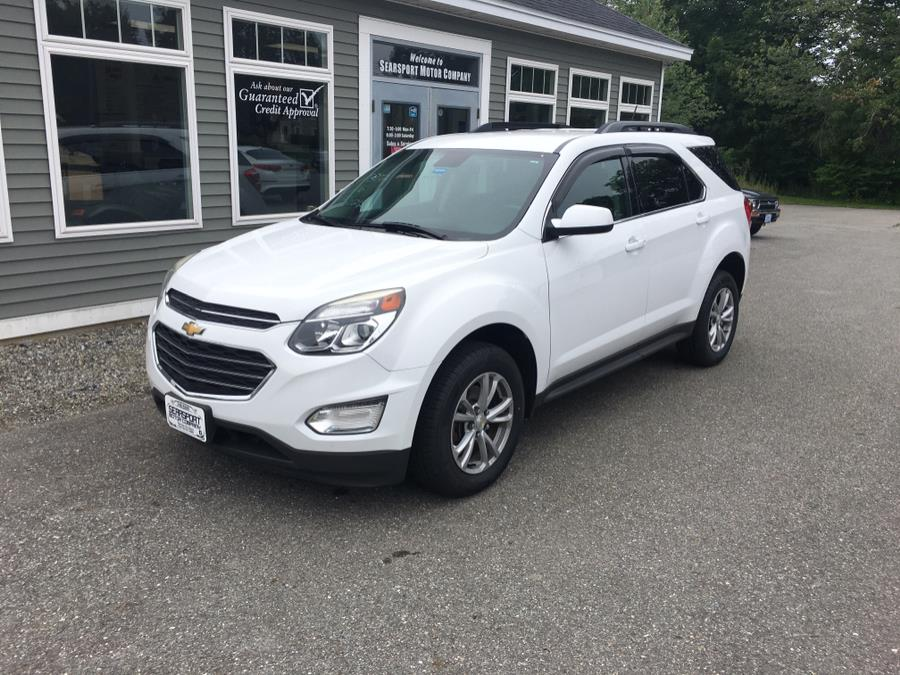 Used Chevrolet Equinox AWD 4dr LT 2016 | Rockland Motor Company. Rockland, Maine