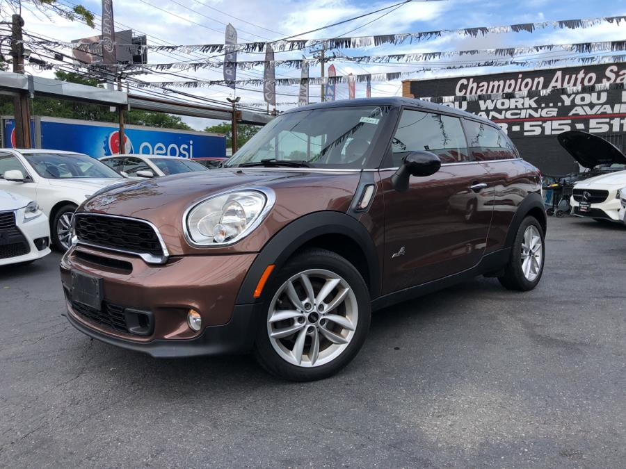 Used MINI Cooper Paceman AWD 2dr S ALL4 2013 | Champion Auto Sales. Bronx, New York