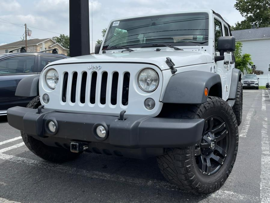 Used Jeep Wrangler Unlimited 4WD 4dr Sport 2014 | Champion Auto Sales. Linden, New Jersey