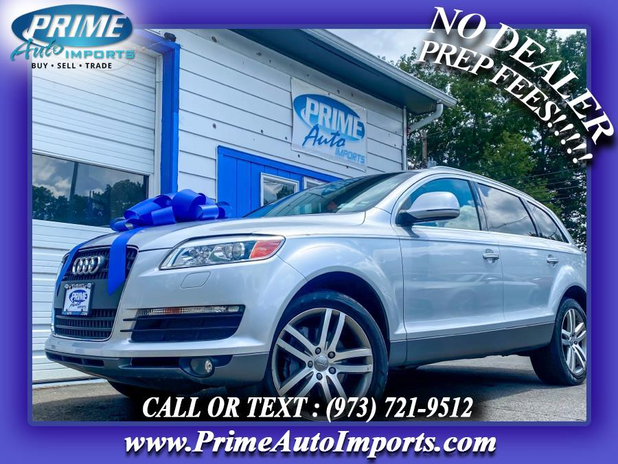 Used 2007 Audi Q7 in Bloomingdale, New Jersey | Prime Auto Imports. Bloomingdale, New Jersey
