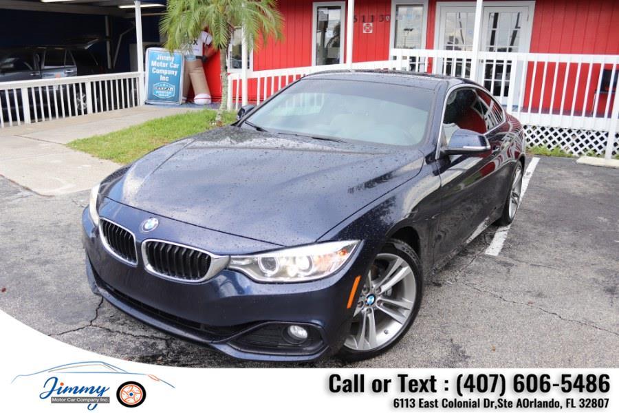 Used BMW 4 Series 2dr Cpe 428i RWD SULEV 2016 | Jimmy Motor Car Company Inc. Orlando, Florida
