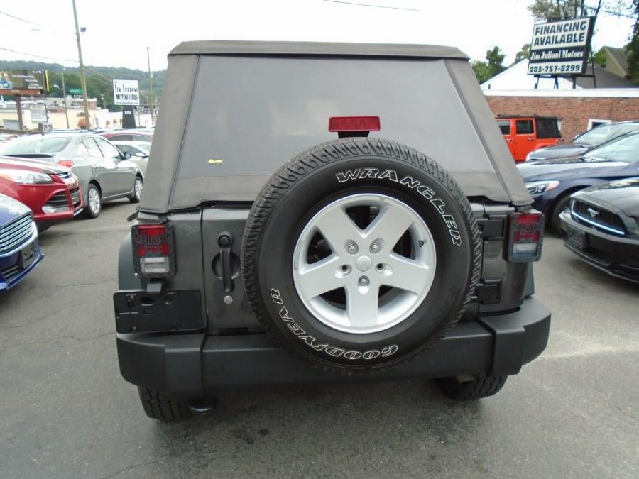 Used Jeep Wrangler Unlimited Sport 4x4 2017 | Jim Juliani Motors. Waterbury, Connecticut