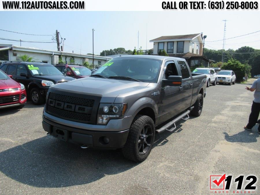 """Used Ford F-150 4WD SuperCrew 145"""" XLT 2011   112 Auto Sales. Patchogue, New York"""