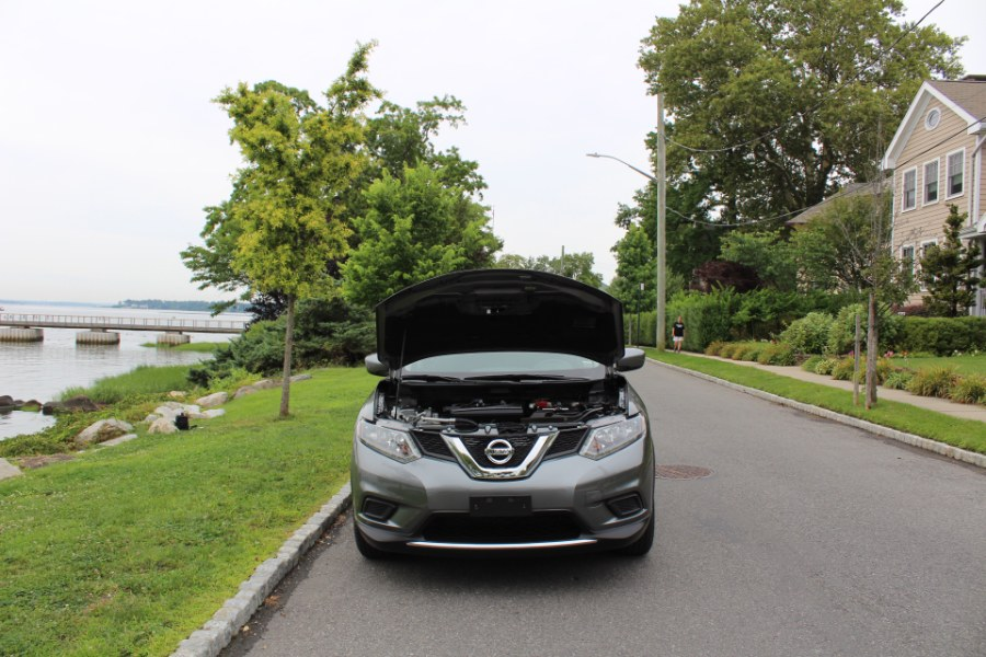 2016 Nissan Rogue AWD 4dr S, available for sale in Great Neck, NY