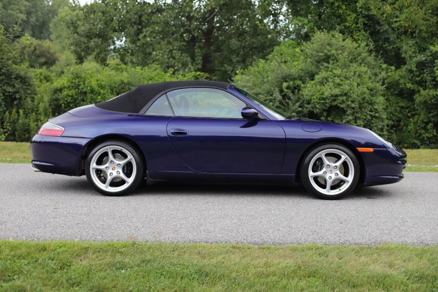 Used Porsche 911 Carrera Base 2002   Meccanic Shop North Inc. North Salem, New York