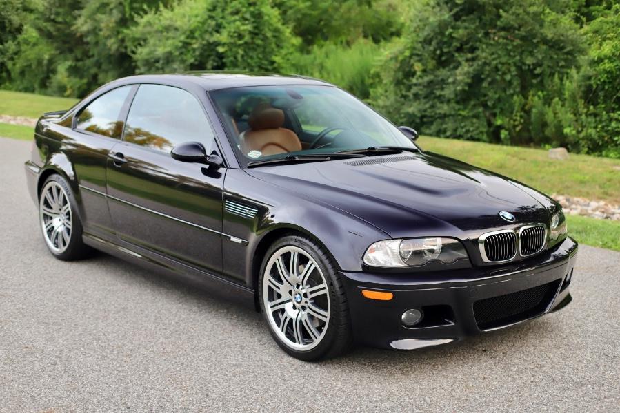Used BMW 3 Series M3 2dr Cpe 2002   Meccanic Shop North Inc. North Salem, New York
