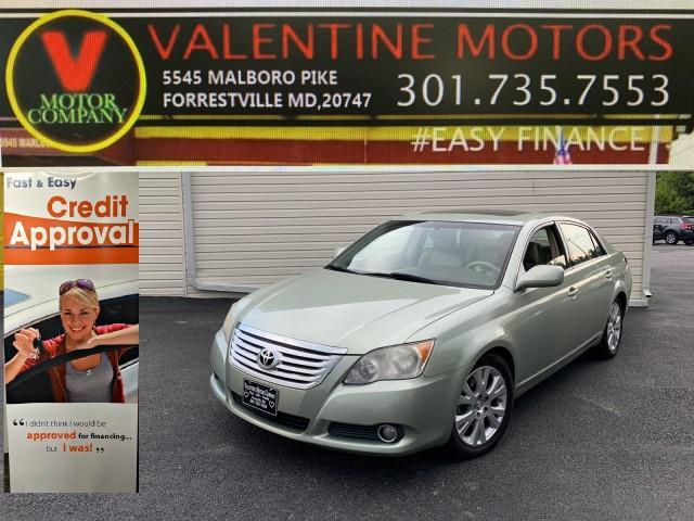 Used Toyota Avalon Limited 2008 | Valentine Motor Company. Forestville, Maryland
