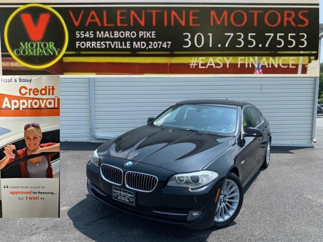 Used BMW 5 Series 535i xDrive 2013 | Valentine Motor Company. Forestville, Maryland