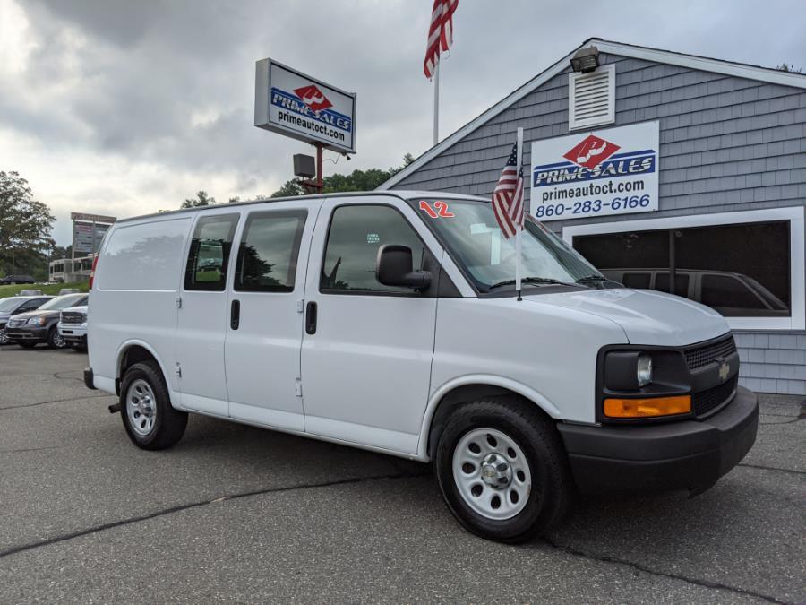 Used 2012 Chevrolet Express Cargo Van in Thomaston, Connecticut