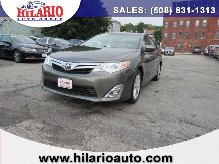 Used Toyota Camry XLE 2014 | Hilario's Auto Sales Inc.. Worcester, Massachusetts