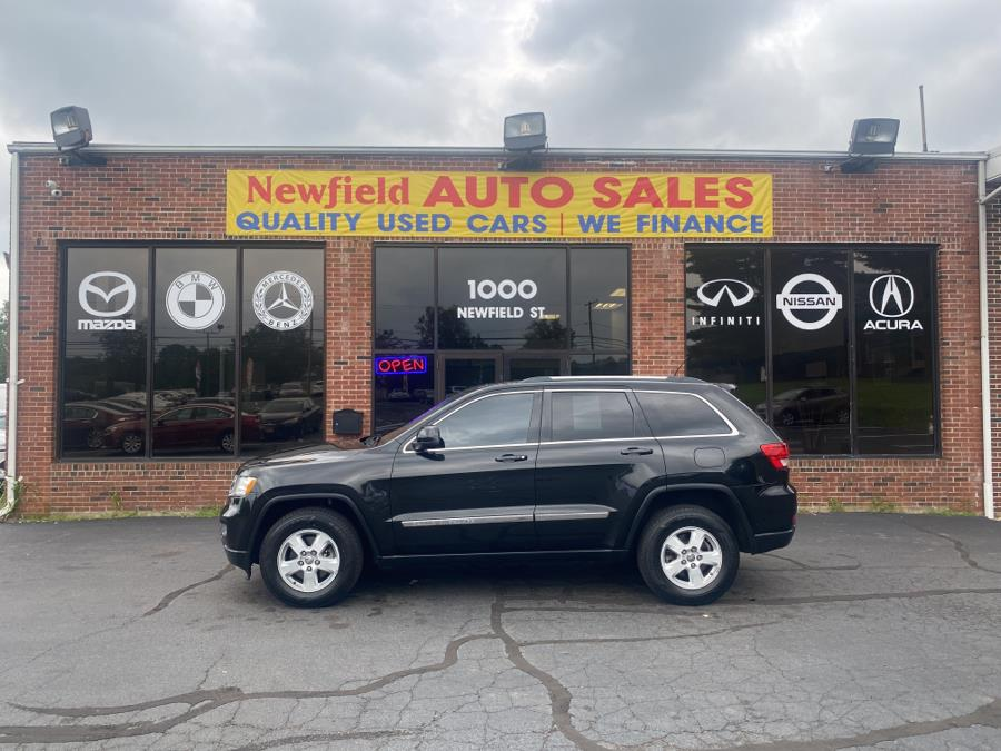 Used Jeep Grand Cherokee 4WD 4dr Laredo Trailhawk *Ltd Avail* 2013 | Newfield Auto Sales. Middletown, Connecticut