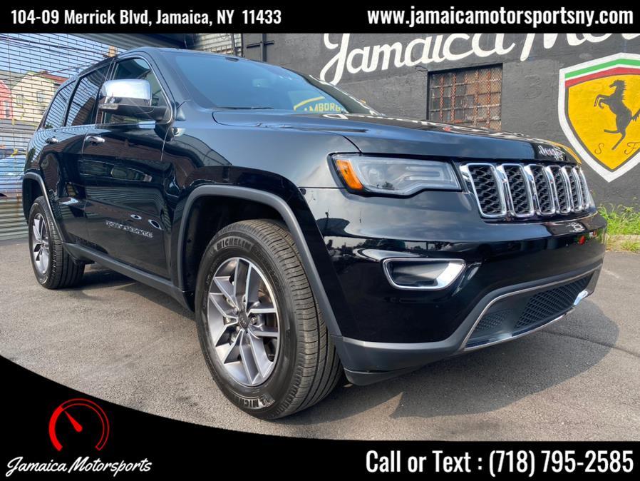 Used Jeep Grand Cherokee Limited 4x4 2021 | Jamaica Motor Sports . Jamaica, New York