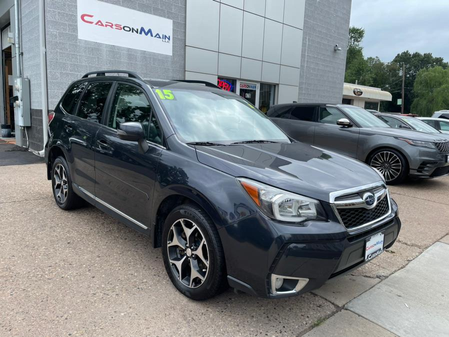 Used Subaru Forester 4dr CVT 2.0XT Touring 2015   Carsonmain LLC. Manchester, Connecticut