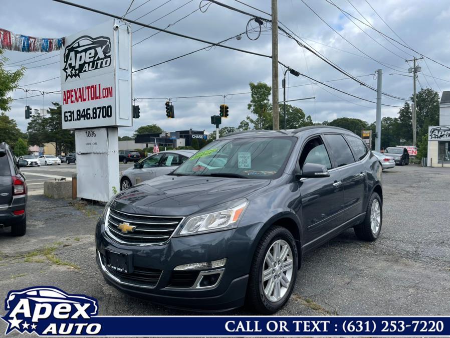 Used 2014 Chevrolet Traverse in Selden, New York | Apex Auto. Selden, New York