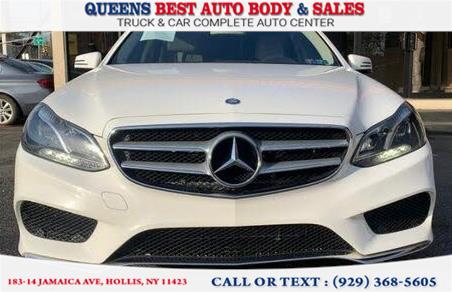 Used 2014 Mercedes-Benz E-Class in Hollis, New York | Queens Best Auto Body / Sales. Hollis, New York