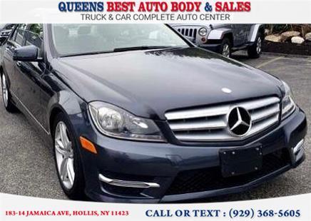 Used 2013 Mercedes-Benz C-Class in Hollis, New York | Queens Best Auto Body / Sales. Hollis, New York
