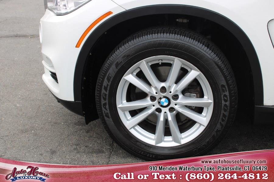 Used BMW X5 AWD 4dr xDrive35i 2015   Auto House of Luxury. Plantsville, Connecticut