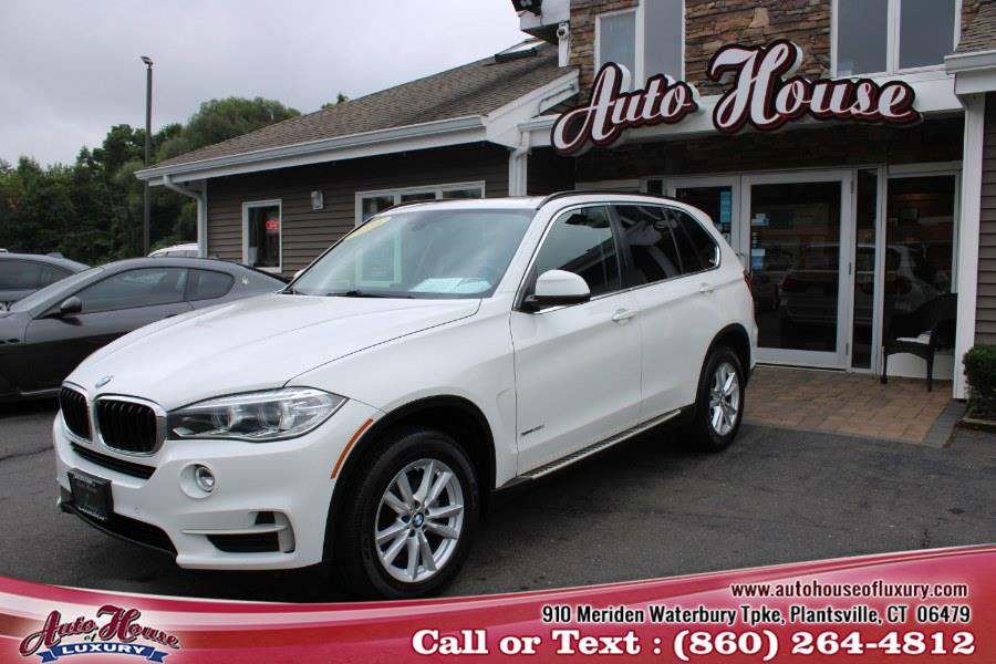 Used 2015 BMW X5 in Plantsville, Connecticut | Auto House of Luxury. Plantsville, Connecticut