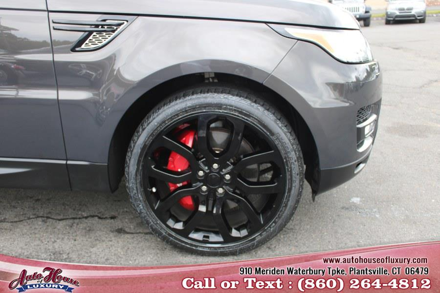 Used Land Rover Range Rover Sport 4WD 4dr Supercharged 2015   Auto House of Luxury. Plantsville, Connecticut