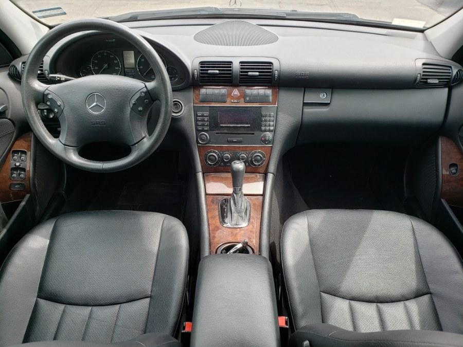 Used Mercedes-Benz C-Class 4dr Luxury Sdn 3.5L 4MATIC 2006   ODA Auto Precision LLC. Auburn, New Hampshire